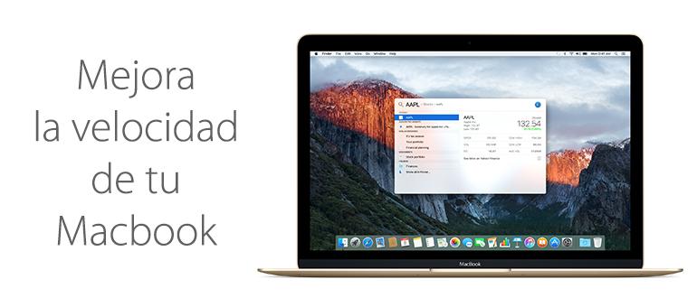 Arreglar Macbook si va muy lento y no carga