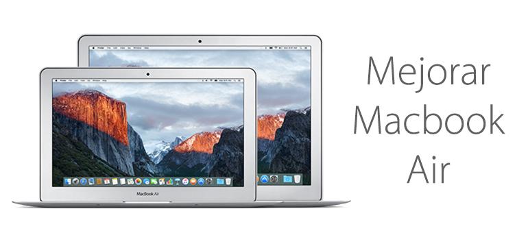 Mejora la velocidad de tu Macbook Air con iFixRapid