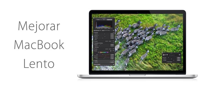 Solución para MacBook Pro lento, reparación en Madrid