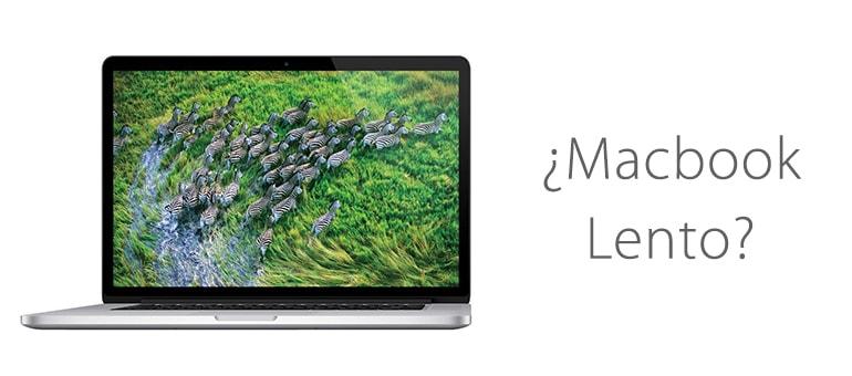 Mejorar la velocidad de Macbook Pro con un SSD