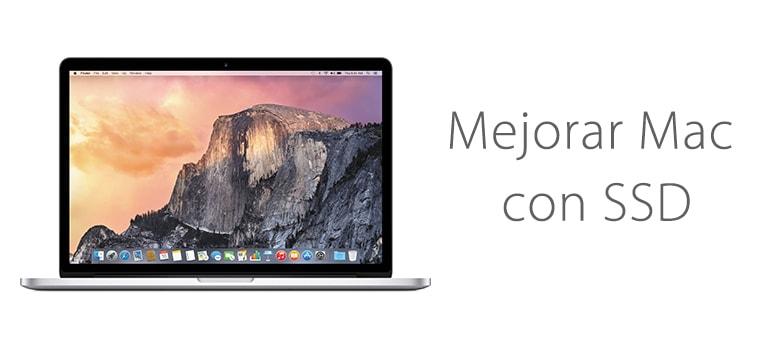 Instalación de disco SSD para mejorar Macbook Pro