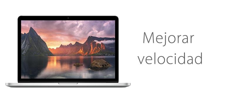 Mejorar la velocidad de Macbook con un disco SSD