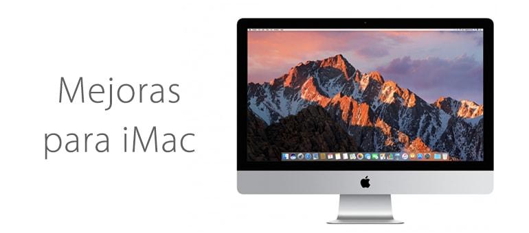 ¿Cómo mejorar la velocidad de mi Mac?
