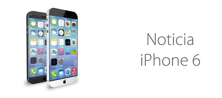 Nueva confirmación del modelo de iPhone 6