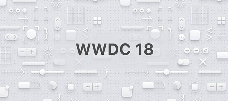 Novedades de Apple presentadas en la WWDC 2018