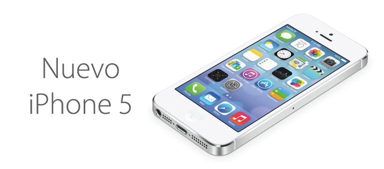 Nuevo iphone 5: más tecnología en menos espacio