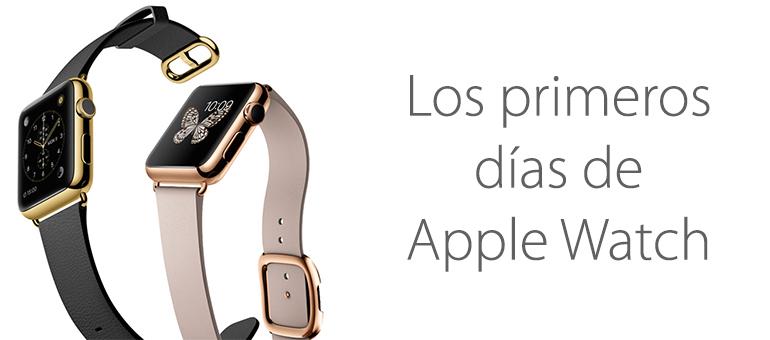 Fecha de lanzamiento Apple Watch en España