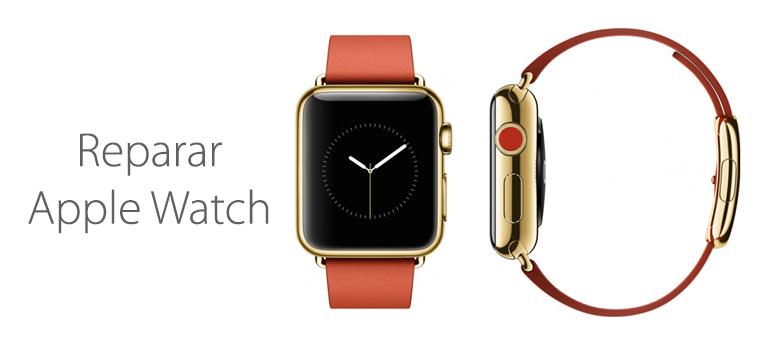 Reparar tu Apple Watch si está roto es muy sencillo