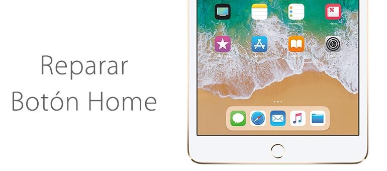 ¿No funciona el botón Home de tu iPad, iPhone o iPod? iFixRapid lo puede arreglar.