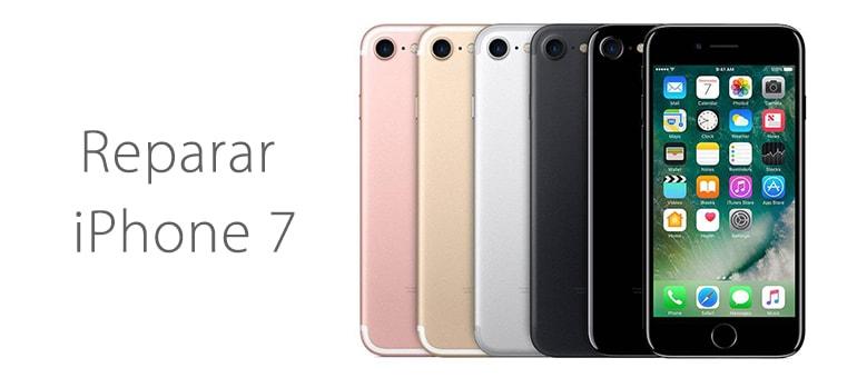 Cambiar el contector lightning roto de iPhone 7