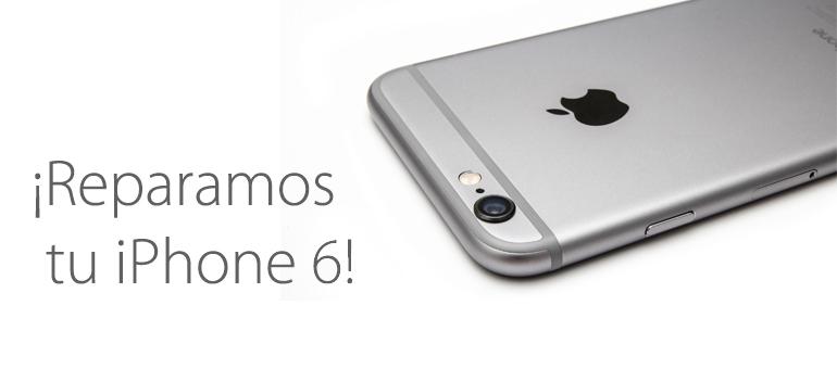 Arreglar tu iPhone 6 y iPhone 6 Plus es así de fácil con iFixRapid