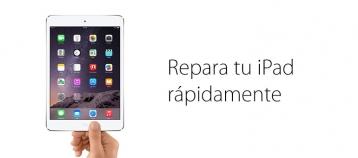 Reparar iPad.