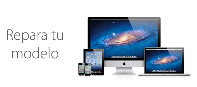 ¿Por qué reparar mi dispositivo Apple?