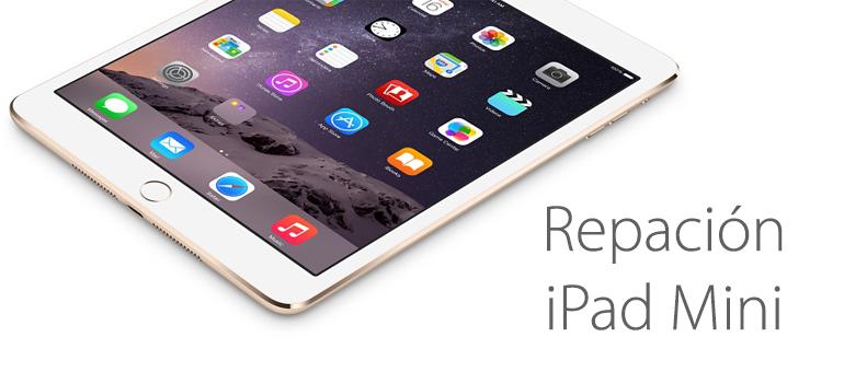 ¿Dónde reparo mi iPad Mini en Madrid?