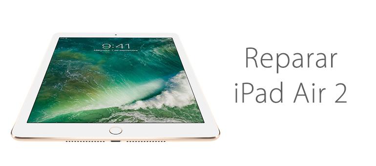 Arregla la pantalla rota de tu iPad Air 2 en iFixRapid