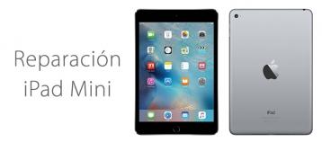 Arreglar iPad Mini con cristal roto