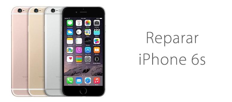 Arreglar el conector lightning de iPhone 6s