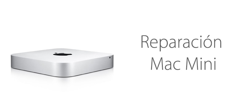 Deja tu Mac Mini en nuestras manos