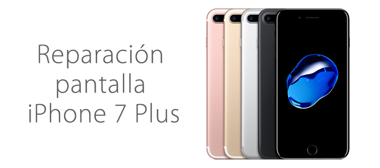 Cambiar pantalla rota de iPhone 7 Plus en iFixRapid
