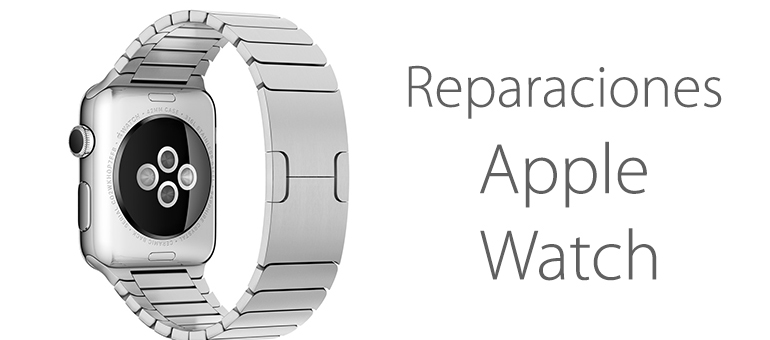 Estamos preparando todas las reparaciones para tu Apple Watch