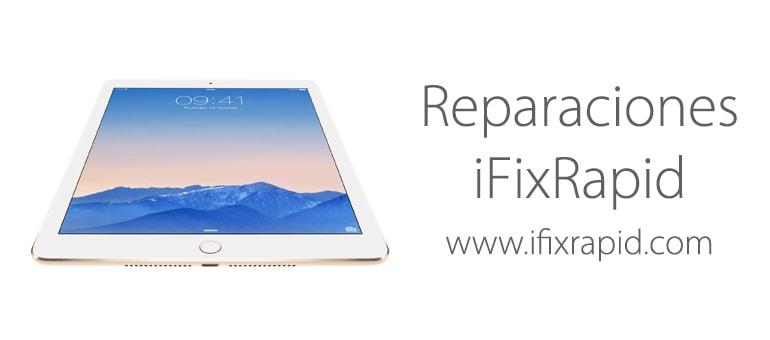 Apple lo fabrica, nosotros lo reparamos.