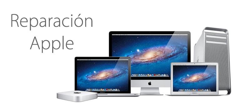 Reparar mi iPhone, iPad, iPod o Mac