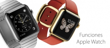 reparar apple watch funciones