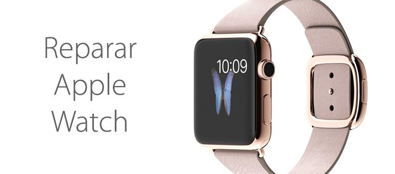 Reparar Apple Watch roto en iFixRapid