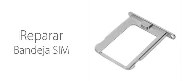 Reparar bandeja SIM iPad.