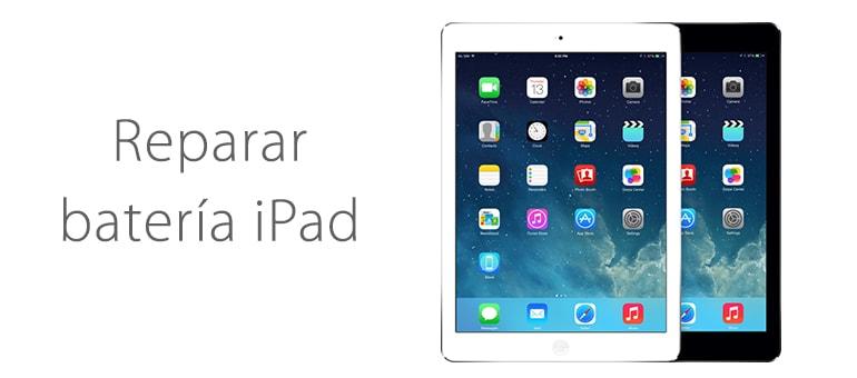 Cambiar batería de iPad Air si no carga