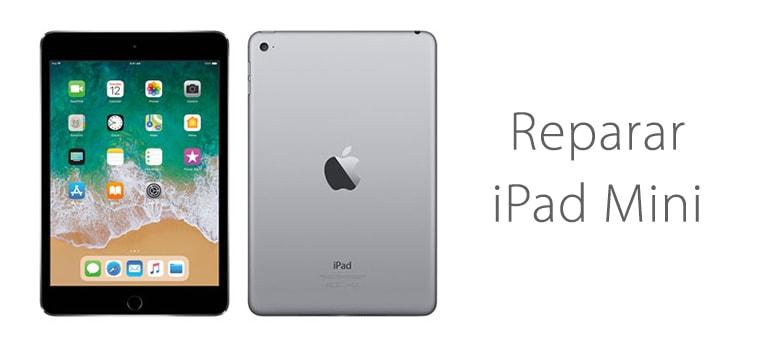 Cambio de batería para iPad Mini si no carga