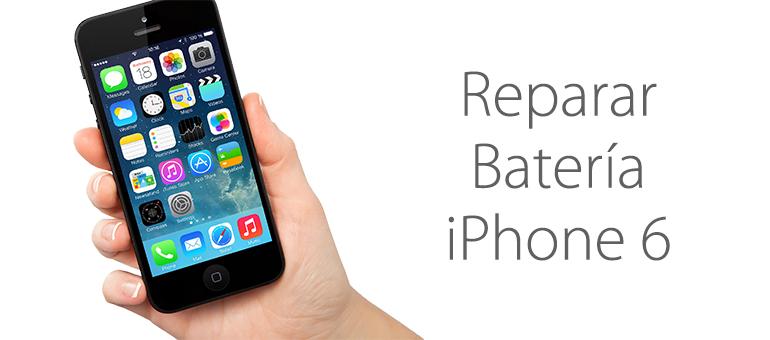 La batería de iPhone 6s no carga ¿Se puede reparar?