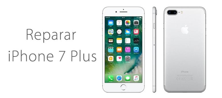 Reparar iPhone 7 Plus si no suena cuando llaman