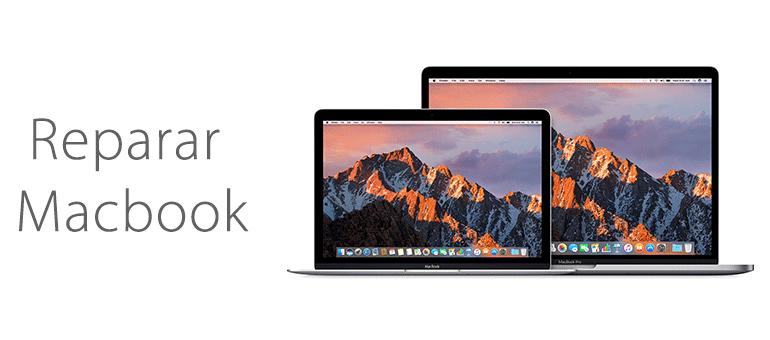Reparar MacBook si no carga la batería