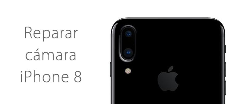 Reparar cámara de iPhone 8 en iFixRapid