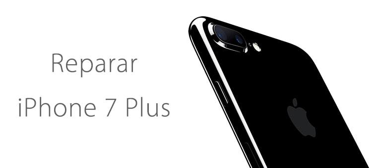 Reparar iPhone 7 Plus en el centro de Madrid si no funciona la vibración