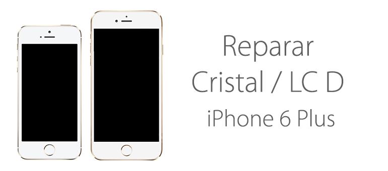 Si la pantalla de tu iPhone 6 Plus está rota ¡Ya la puedes reparar!