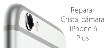 reparacion cristal camara iphone 6