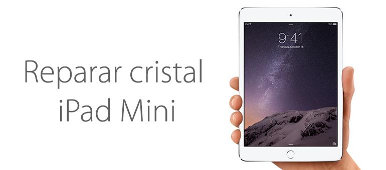 Reparar el cristal o LCD de iPad Mini