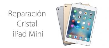 Reparar cristal roto iPad Mini en Mallorca