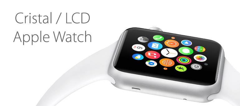 Repara el cristal roto de Apple Watch
