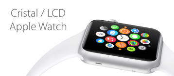 reparar cristal roto de apple watch