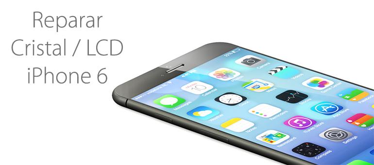 Se me roto la pantalla de mi iPhone 6, ¿Dónde lo reparo?