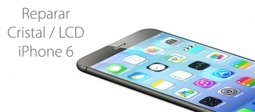 arreglar pantalla rota iphone 6