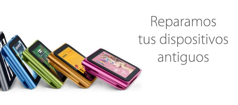 iFixRapid repara tus dispositivos antiguos
