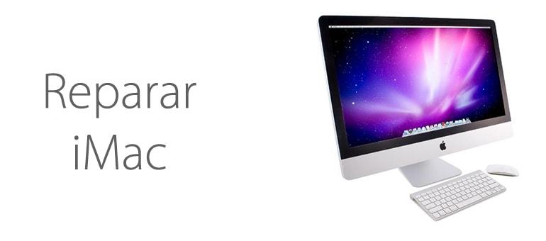 Si quieres mejorar o reparar tu iMac, ven a iFixRapid