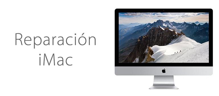 Reparar iMac si se queda bloqueado o se apaga, en el centro de Madrid