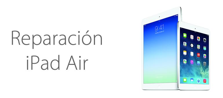 Mi iPad Air tiene el cristal roto ¿Lo puedo reparar?