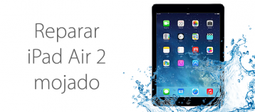 reparar ipad air 2 mojado ifixrapid