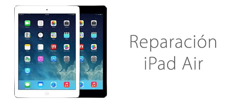 Reparar iPad Air con pantalla rota en el centro de Madrid